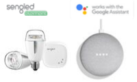 SENGLED ELEMENT KIT IN GOOGLE HOME MINI