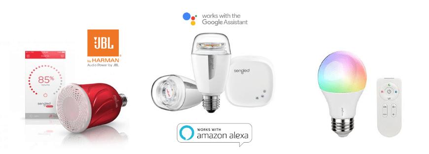 Pametne žarnice Sengled za pametni dom in pametno osvetlitev