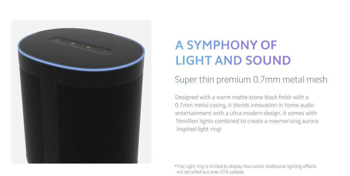 Pametni Zvočnik Xiaomi Mi Smart Speaker (Google Home)