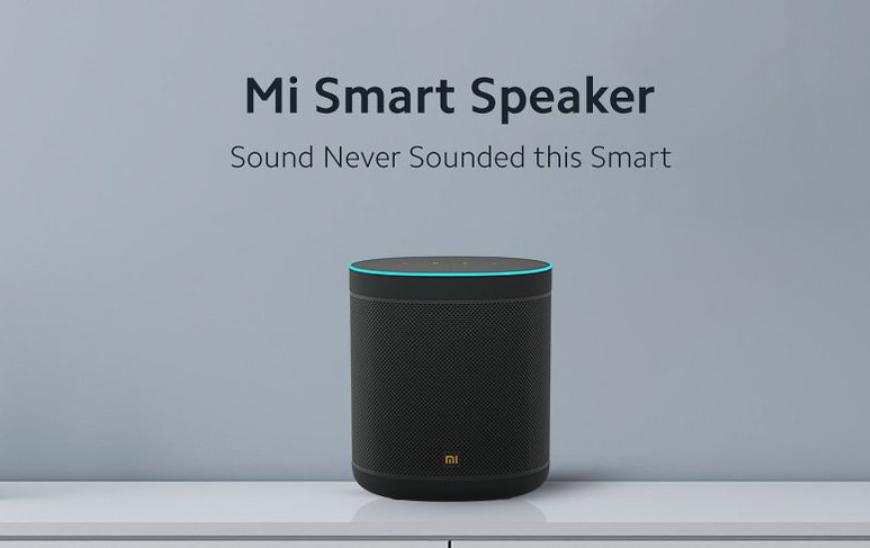 Pametni Zvočnik Xiaomi Mi Smart Speaker (Google Home) (4)