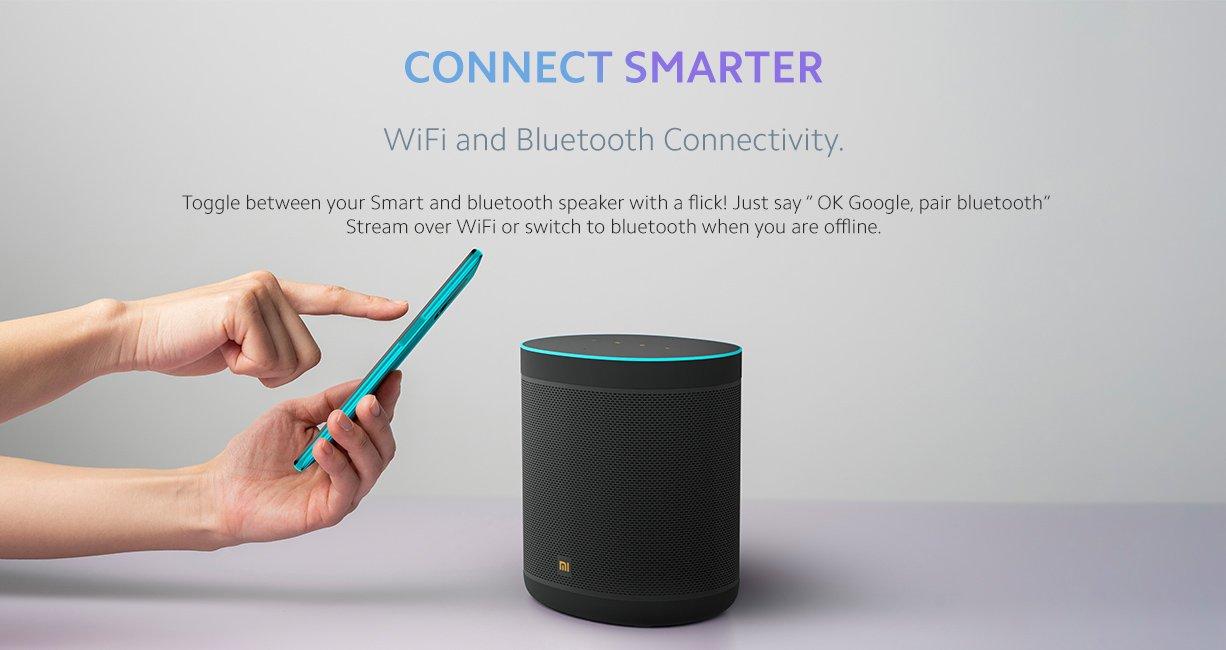 Pametni Zvočnik Xiaomi Mi Smart Speaker (Google Home) (3)