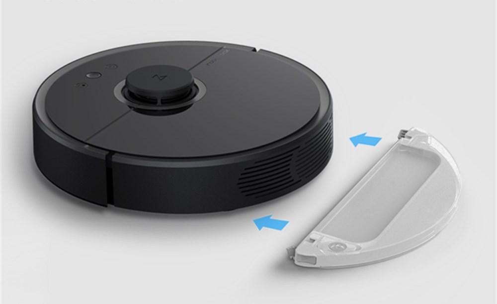 Xiaomi robotski sesalnik Roborock Sweep One S55 Botanično biomimetični sistem mokrega čiščenja1